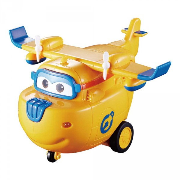 Véhicule Super Wings radiocommandé : Donnie - Auldey-YW710720