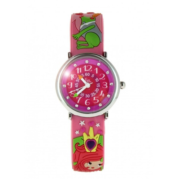 Montre Baby Watch Zap pédagogique : Queen - BabyWatch-60607
