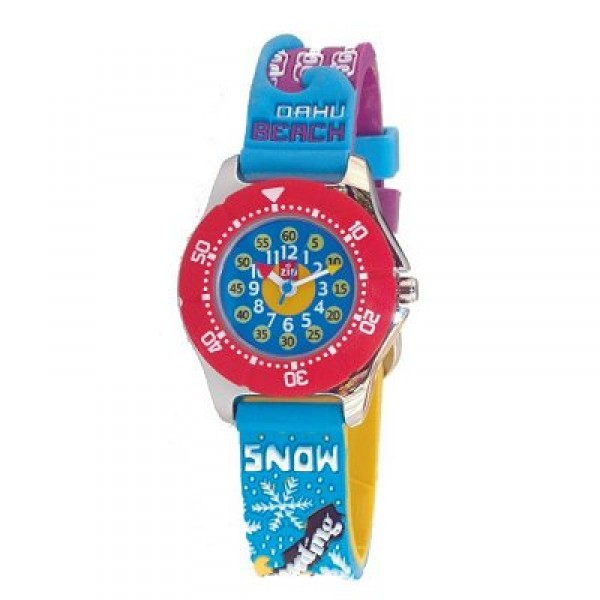 Montre Baby Watch Zip pédagogique : Skate - BabyWatch-60140