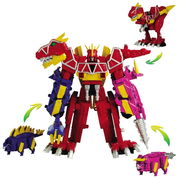 Deluxe Magazord Dino Charge - Bandai-42095