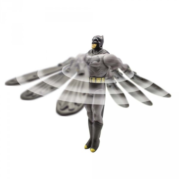 Figurine DC Comics : Flying Heroes : Batman - Bandai-52481-2