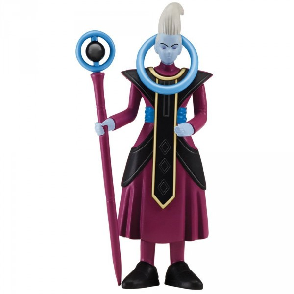 Figurine Dragon Ball Mini Battle 6 cm : Whis - Bandai-35950-35955