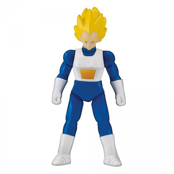 Figurine Dragon Ball Mini Battle 6 cm : Vegeta - Bandai-35950-35952