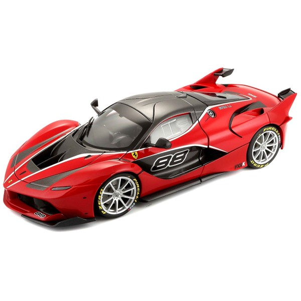 mod le r duit de voiture ferrari fxxk echelle 1 18 jeux et jouets bburago avenue des jeux. Black Bedroom Furniture Sets. Home Design Ideas