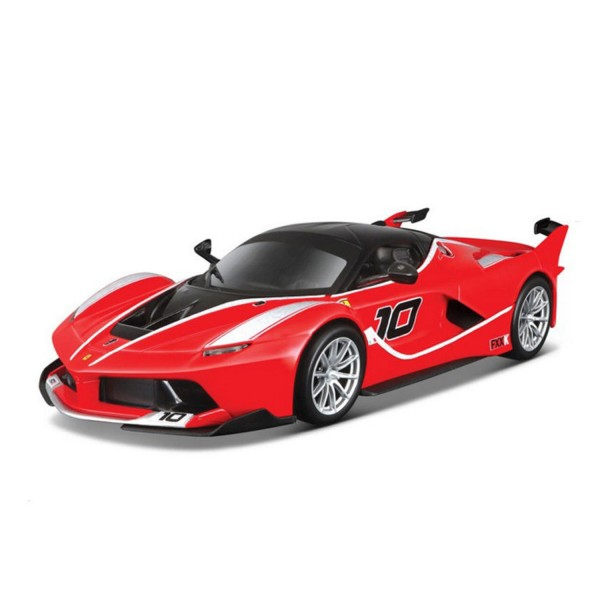 mod le r duit de voiture de collection ferrari racing fxx k echelle 1 24 jeux et jouets. Black Bedroom Furniture Sets. Home Design Ideas