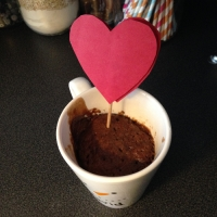 recette mug cake chocolat