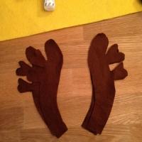 Fabriquer un serre-tête de Noël - Image n°5