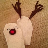 Des personnages de Noël en feutrine - Image n°11