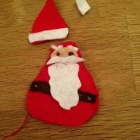 Des personnages de Noël en feutrine - Image n°8