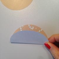 Des boules de Noël en papier à customiser - Image n°4