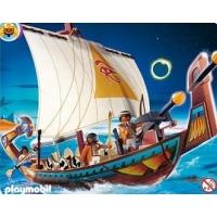 bateau playmobil egypte