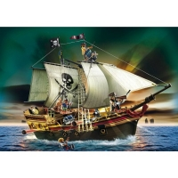 bateau playmobil pirate