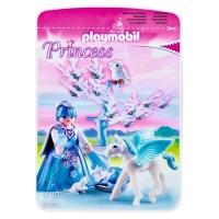 pochette fée et cheval magique playmobil princesse