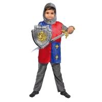 costume chevalier garçon
