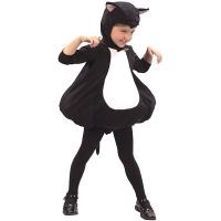 déguisement chat noir