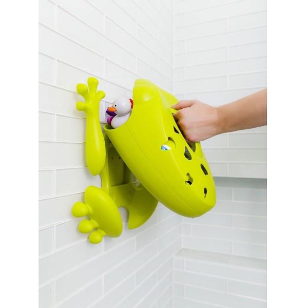 rangement gouttoir pour le bain grenouille jeux et jouets boon avenue des jeux. Black Bedroom Furniture Sets. Home Design Ideas