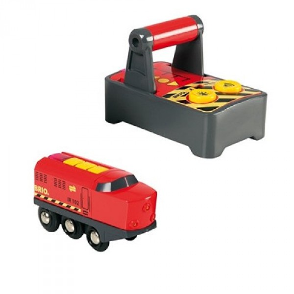 Train express radiocommandé Brio - Brio-33213