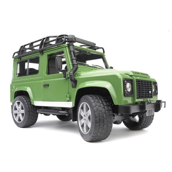 Land Rover Defender 90 Break - Bruder-02590
