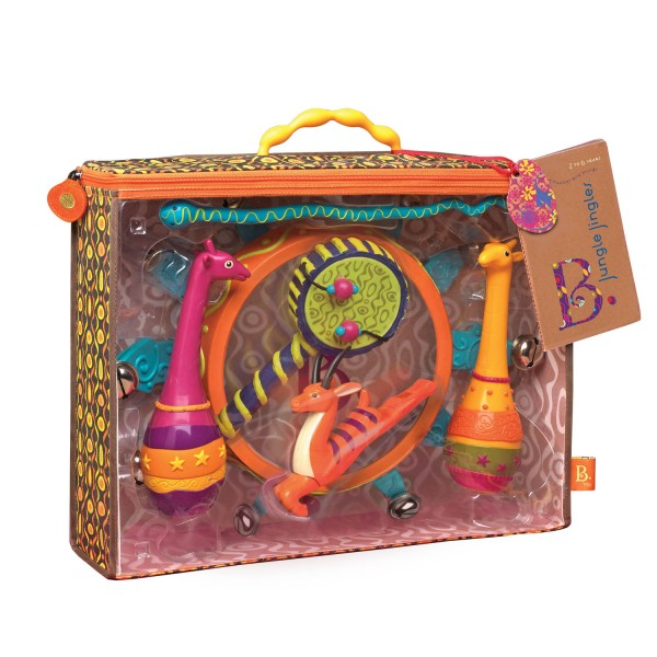 Instruments de musique Jungle - Btoys-BX1195