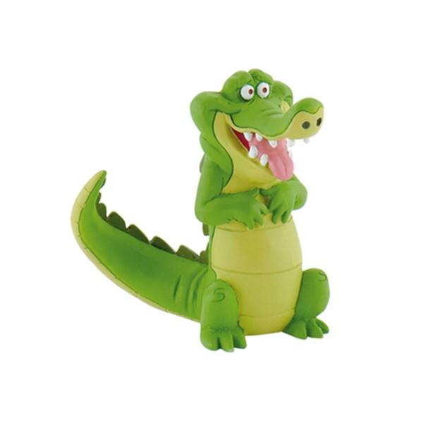 Figurine jake et les pirates du pays imaginaire crocodile tic tac jeux et jouets bullyland - Jake et les pirates ...