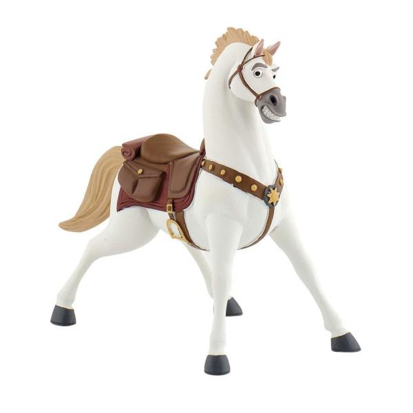 Figurine raiponce maximus le cheval jeux et jouets bullyland avenue des jeux - Cheval raiponse ...