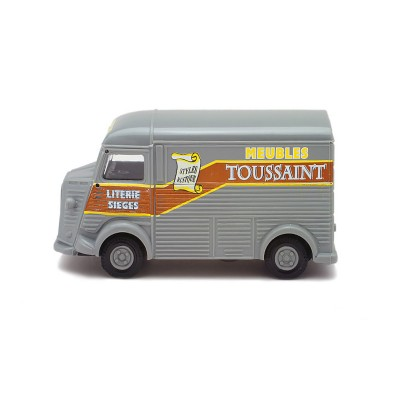 mod lisme v hicule publicitaire citroen h meubles toussaint busch rue des maquettes. Black Bedroom Furniture Sets. Home Design Ideas