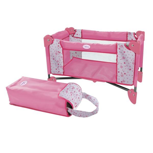 lit parapluie pour poup e jeux et jouets calinou. Black Bedroom Furniture Sets. Home Design Ideas