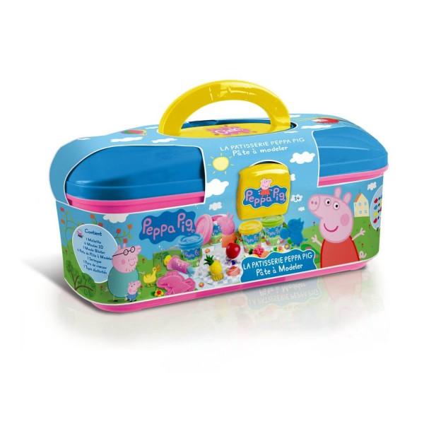 P te modeler peppa pig la p tisserie peppa pig jeux et jouets canal toys avenue des jeux - Fusee peppa pig ...