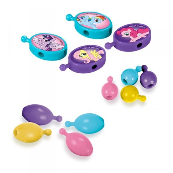 Perles pop up Mon petit poney : Baril de 80 perles - CanalToys-MLPC007-CT23107