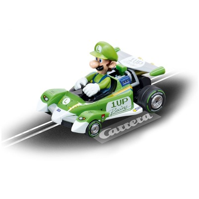 voiture pour circuit carrera go mario kart circuit sp cial luigi carrera rue des maquettes. Black Bedroom Furniture Sets. Home Design Ideas