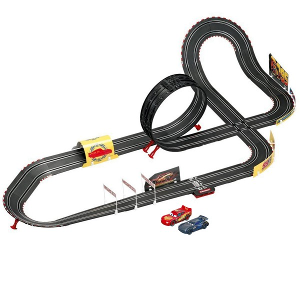 circuit de voiture carrera fast not last cars 3 jeux et jouets carrera avenue des jeux. Black Bedroom Furniture Sets. Home Design Ideas