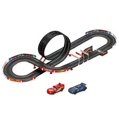circuit de voiture carrera finish first cars 3 carrera rue des maquettes. Black Bedroom Furniture Sets. Home Design Ideas