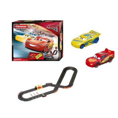 circuit de voiture carrera fast friends cars 3 carrera. Black Bedroom Furniture Sets. Home Design Ideas