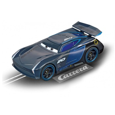 voiture pour circuit carrera go cars 3 jackson storm carrera rue des maquettes. Black Bedroom Furniture Sets. Home Design Ideas