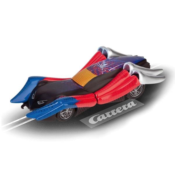 voiture pour circuit carrera go marvel spiderman jeux et jouets carrera avenue des jeux. Black Bedroom Furniture Sets. Home Design Ideas