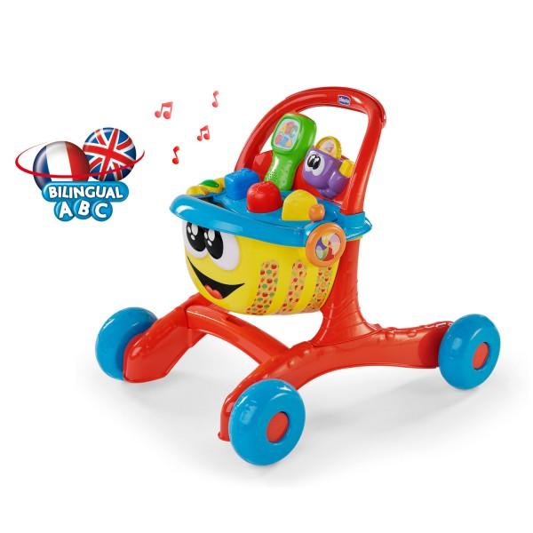 Porteurs et chariots de marche pour enfant