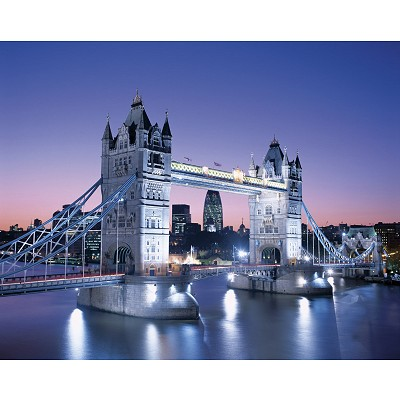 puzzle 3000 pi ces tower bridge de londres puzzle clementoni rue des puzzles. Black Bedroom Furniture Sets. Home Design Ideas