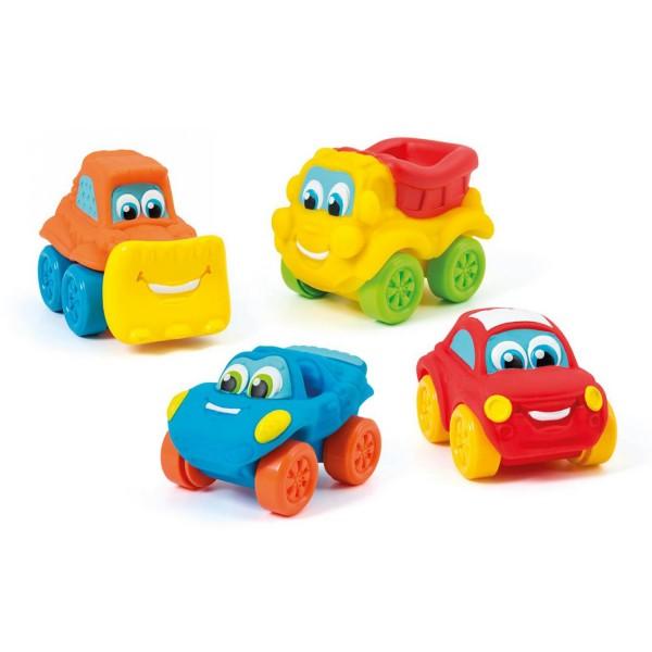 voiture souple pour b b l 39 unit jeux et jouets clementoni avenue des jeux. Black Bedroom Furniture Sets. Home Design Ideas