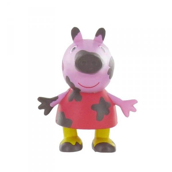 Figurine peppa pig peppa dans la boue jeux et jouets comansi avenue des jeux - Fusee peppa pig ...