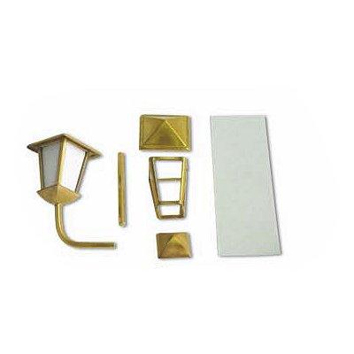 accessoire pour maquette de bateau en bois luminaire carr en laiton 14 mm constructo rue. Black Bedroom Furniture Sets. Home Design Ideas