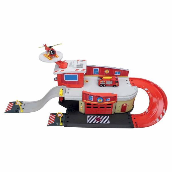 centre de secours sam le pompier jeux et jouets dickie. Black Bedroom Furniture Sets. Home Design Ideas