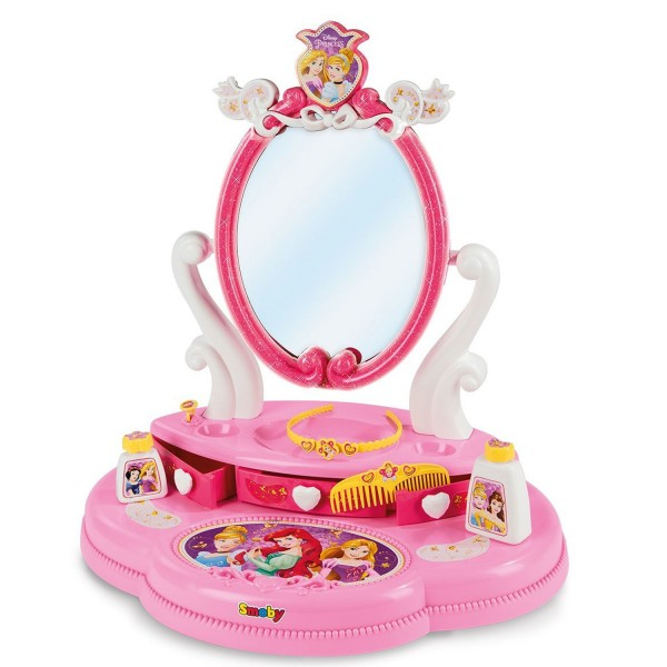Coiffeuse sur Table : Princesses Disney - Smoby-320211