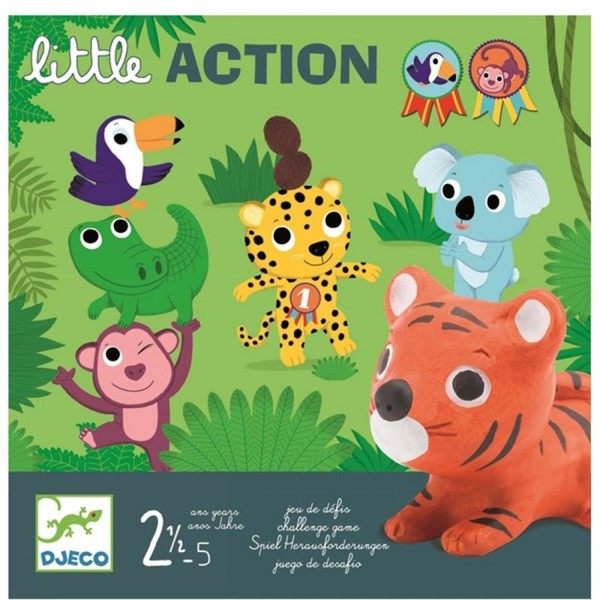 Little action - Djeco-DJ08557