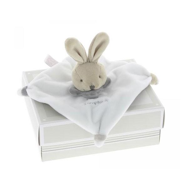 mini doudou acidul lapin gris jeux et jouets doudou et compagnie avenue des jeux. Black Bedroom Furniture Sets. Home Design Ideas