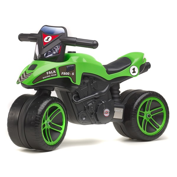 Porteur moto verte Racing Team - Falk-502