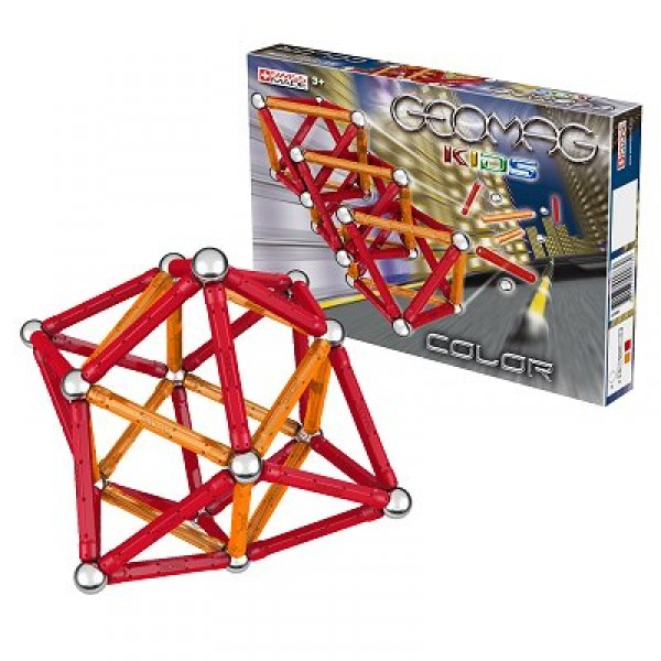Geomag Kids Color : 66 pièces - Giochi-6802