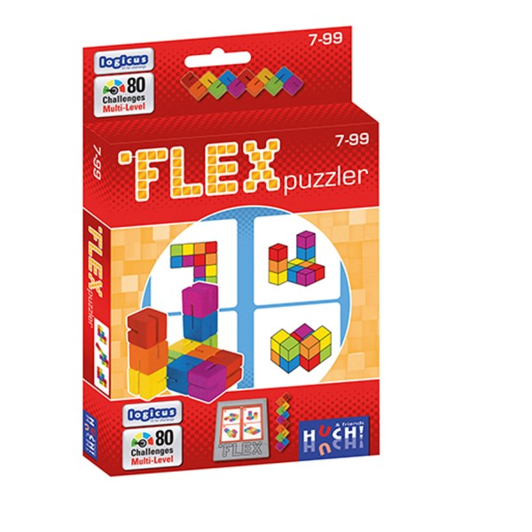 Flex Puzzler XL - Gigamic-HUFLXL