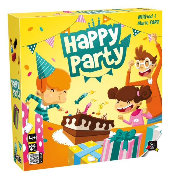 Happy Party - Gigamic-GKHA