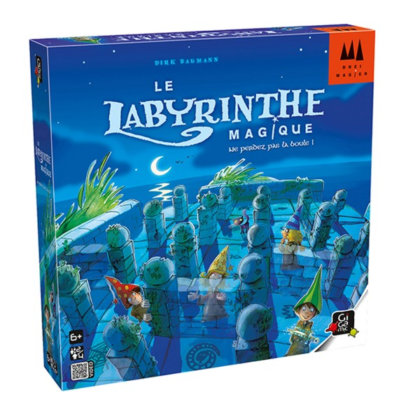 Labyrinthe magique - Gigamic-DRLAB