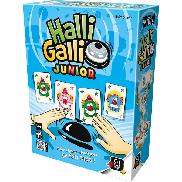 Halli Galli Junior - Gigamic-AMHGJ